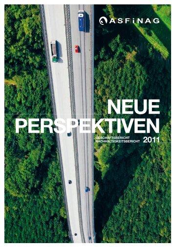 Geschäftsbericht 2011 - Asfinag