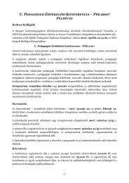 A felhívás letöltése (pdf) - edu.u-szeged.hu - Szegedi ...