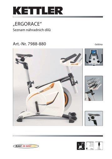 7988-880 Ergor 2427-0409:07938-200 Racer GT 570u ... - Ronnie.cz