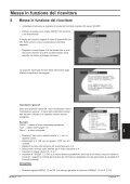 I Programmazione del ricevitore - Radix - Page 7