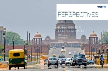 PERSPECTIVES - Voith