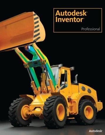 Autodesk® Inventor Autodesk® Inventor®