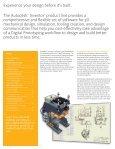Autodesk® Inventor Autodesk® Inventor® - Page 2