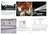 Hedmark Museum - collage and architecture