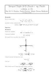 Integral Triplo 10 D (Parab c. up, Parab c.down, x>0)