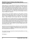 Gemeindebrief Dezember 2007 / Januar 2008 - St. Joseph ... - Page 6