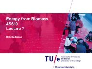 Energy from Biomass Lecture 1 - Mechanical Engineering