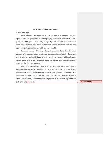 V. HASIL DAN PEMBAHASAN - Direktori File UPI