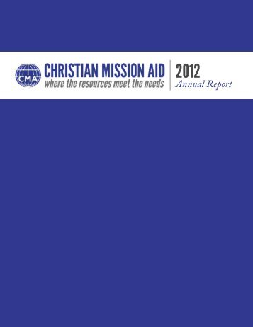 download - Christian Mission Aid