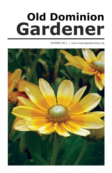 Summer - Virginia Federation of Garden Clubs