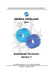 Autodesk Inventor - Střední průmyslová škola strojnická Olomouc