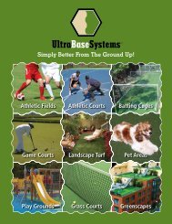 Product Brochure (PDF) - Ultra Base Systems