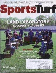 Sports Turf Magazine - Ultra Base Systems