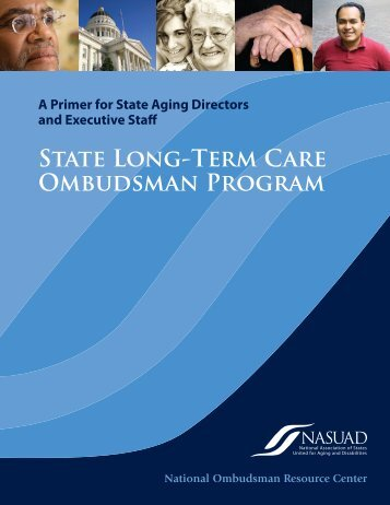 State Long-Term Care Ombudsman Program: A Primer - National ...