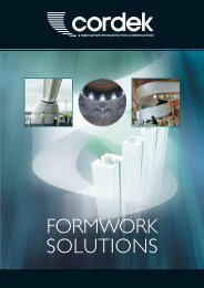 Formwork Solutions Artwork - Building Products Index
