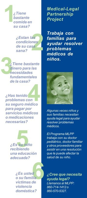 final mlpp card spanish 1 25 06.pmd - Center for Children's Advocacy