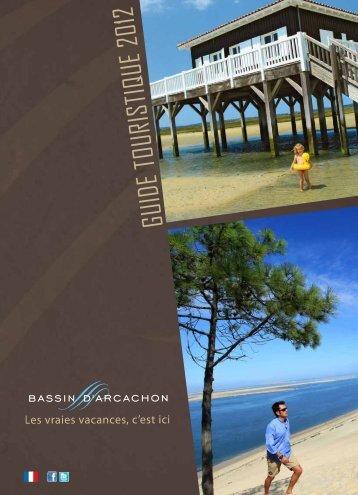 Guide du Bassin touristique 2012 - Andernos les Bains