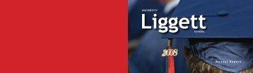 Annual Report - University Liggett School