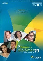 diplômés - NEOMA Business School