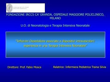 Silvia Traina (Milano) - Informazione