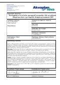 Kartlegging av hvitt fosfor, sprengstoff og metaller i ... - Forsvarsbygg - Page 3