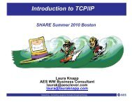 Introduction to TCP/IP - Laura Jeanne Knapp