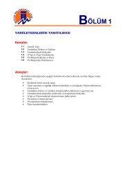 BÖLÜM 1 - Elektrik-Elektronik Mühendisliği Bölümü