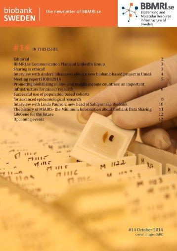 Issue 14_2014_biobank SWEDEN_to_webb
