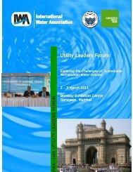 Utility Leaders Forum - Aquatechtrade