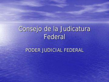 archivo de la presentación - Instituto de la Judicatura Federal