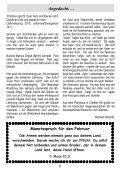 Kirchliche Nachrichten - Evangelisch in Sydney - Page 2