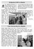 Kirchliche Nachrichten - Evangelisch in Sydney - Page 7