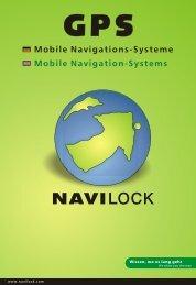 Mobile Navigations-Systeme - Mini-ITX