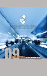 Letno poročilo za leto 2009 - Informacijski pooblaščenec