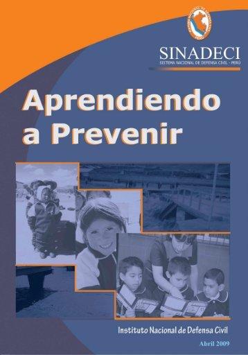 aprendiendo a prevenir - Biblioteca Virtual en Prevención y ...