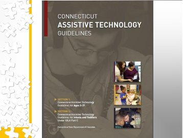 CT Assistive Technology Guidelines - Presentation - The State ...