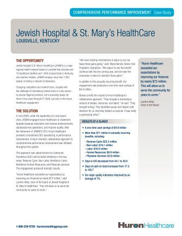 saint mary jewish personals A service of jewish hospital & st mary's healthcare  founded by the sisters of charity of nazareth in 1874, sts mary & elizabeth hospital is a 331-bed primary .