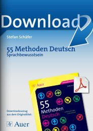 55 Methoden Deutsch