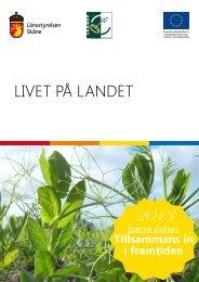 Livet På Landet 2013 - Länsstyrelserna