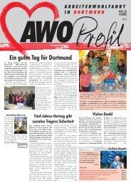 Ausgabe 23 4/2005 - AWO Dortmund