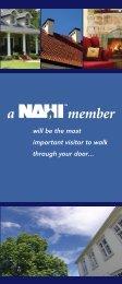 Most Important Visitor - NAHI
