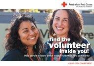 Migration Support Programs Brochure - Australian Red Cross