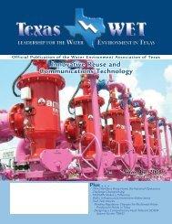 November 2008 - Water Environment Association of Texas