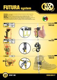Download Futura System brochure (PDF, 1mb) - Kong