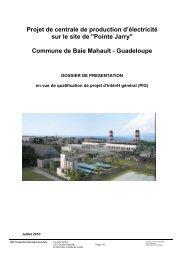 Le dossier - Préfecture de région Guadeloupe