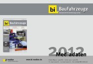 bi-Baufahrzeuge Mediadaten 2012