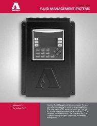 FLUID MAnAGEMEnT SYSTEMS - B & K Supply, Inc.