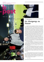 B-Post 2011.2 - Contenti