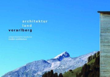 architektur land vorarlberg - Hotel Deutschmann
