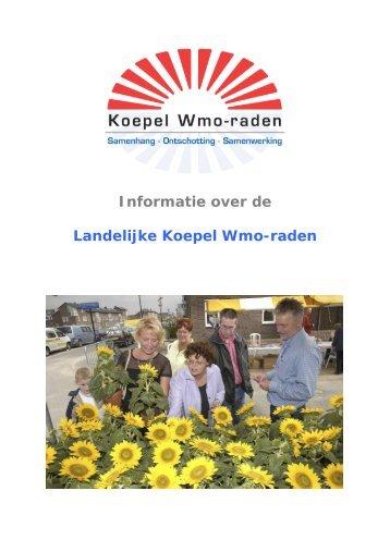 digitale brochure als PDF - Koepel Wmo-raden